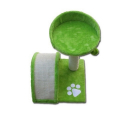 Rascador para gatos TRIXIE Tabla con peluche XL 18x78 cms. Beige