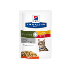 HPM Dieta para gatos U2-cat urology dissolution & prevention problemas urinarios