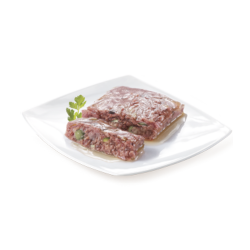 Gourmet Perle Finas Láminas en Salsa con Buey Pollo Conejo Salmon comida húmeda para gatos